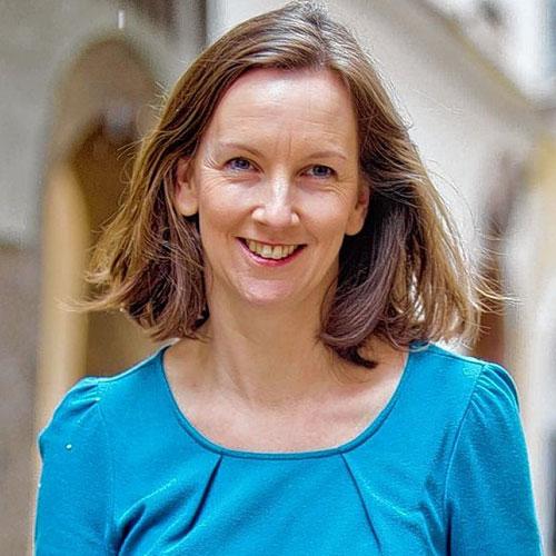 Tina Heine, künstlerische Leitung Jazz & The City Salzburg