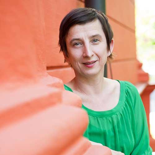 Angela Glechner, Künstlerische Leitung und Geschäftsführung Szene Salzburg