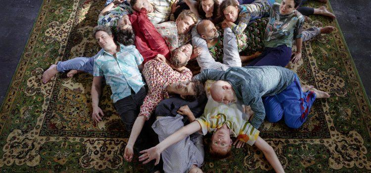 Ensemble Mosaik (Foto: Anja Weber)