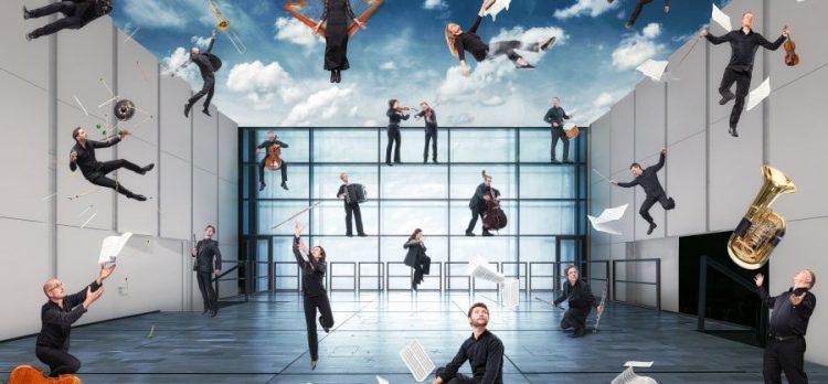 œsterreichisches ensemble fuer neue Musik (Foto: Andreas Hechenberger und Markus Sepperer)